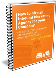 How to Hire an Inbound Marketing Agency for Your Company / Sales SEO and Social Media